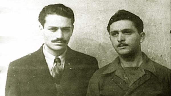 Όταν ο Μανώλης Γλέζος και ο Λάκης  Σάντας ταπείνωσαν τη ναζιστική Γερμανία