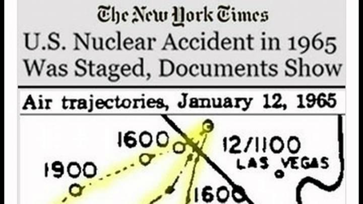 ΤΡΟΜΑΚΤΙΚΗ ΑΠΟΚΑΛΥΨΗ... Ανατίναξη Πυρηνικού Αντιδραστήρα... Άνθρωποι Πειραματόζωα