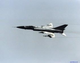Su-15 Flagon ήταν ο τύπος του αναχαιτιστικού που κατέρριψε το Κορεατικό Boeing