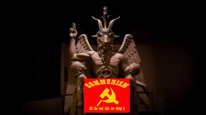 Η Σατανική Προέλευση του Κομμουνισμού