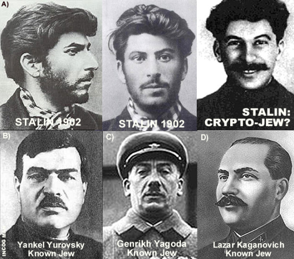 The Bolshevik Jews Behind The Deaths of 40+ Millions During The Communist Revolution!